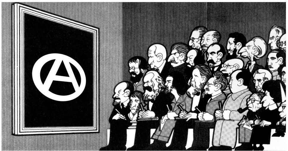 Anarquistas ensinam