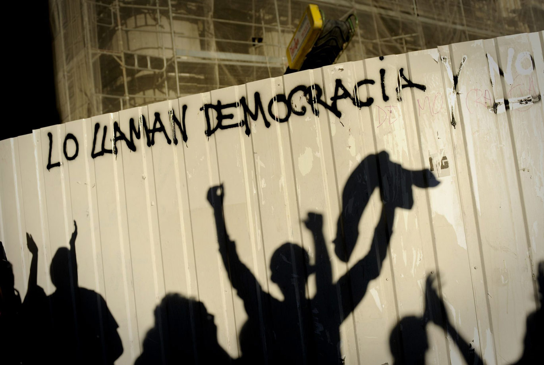 Chamam isso de Democracia